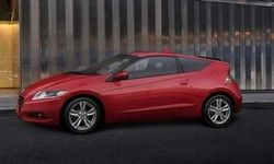 Honda CR-Z Attempts to Redefine Hybrid Vehicle Styling