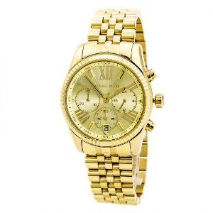 michael kors gold watch uk