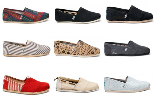 toms shoes sale